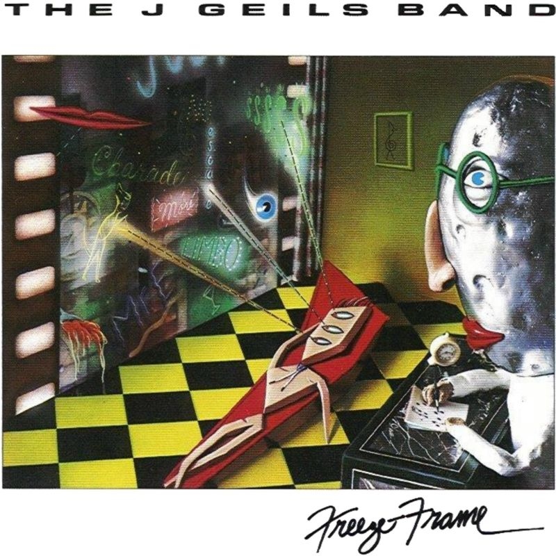 J. Geils Band, The - The J. Geils Band Anthology - Houseparty