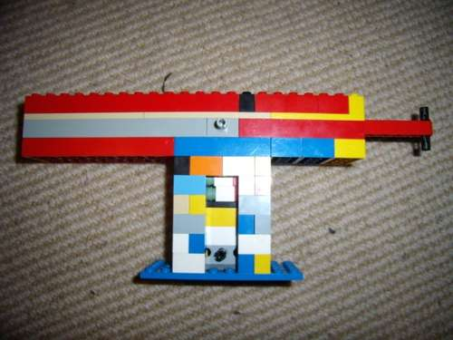 how to make easy lego sicune