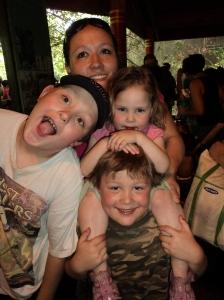 Bronx Zoo Family