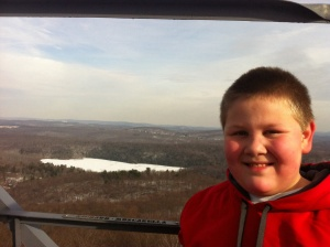 Ninham Mountain fire tower